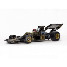 LOTUS 72D 31 FITTIPALDI GRAND PRIX AUTRICHE 1972 1ER