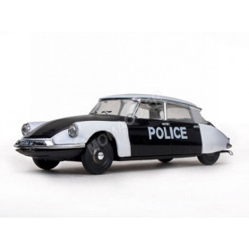 CITROEN DS19 1960 POLICE DE PARIS