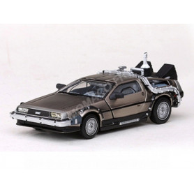"DELOREAN DMC12 ""RETOUR VERS LE FUTUR"" EPISODE 2"