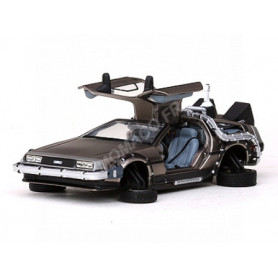 "DELOREAN DMC12 ""RETOUR VERS LE FUTUR"" EPISODE 2 - VERSION VOLANTE"