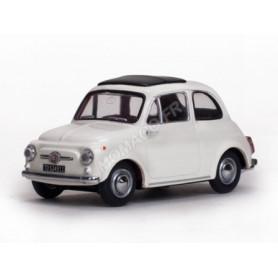 FIAT 500D 1965 BLANC