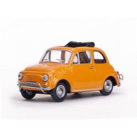 FIAT 500L 1968 JAUNE