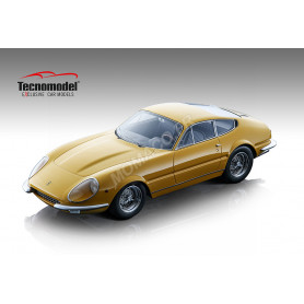 FERRARI 365 GT DAYTONA PROTOTYPE 1967 JAUNE
