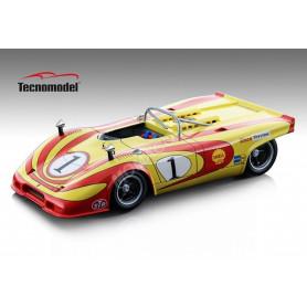 PORSCHE 917 SPYDER 1 JURGEN NEUHAUS GRAND PRIX IMOLA 1971 6EME INTERSERIE (EPUISE)