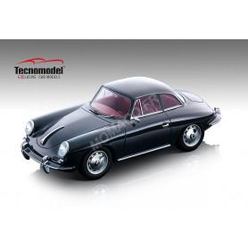 PORSCHE 356 KARMANN 1961 GRIS FONCE