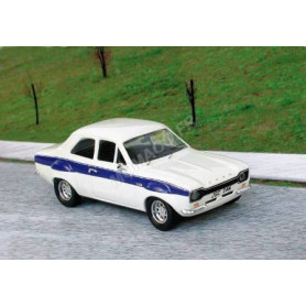 FORD ESCORT MKI RS1600 1969 BLANC