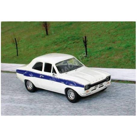 FORD ESCORT MKI RS1600 1969 BLANC