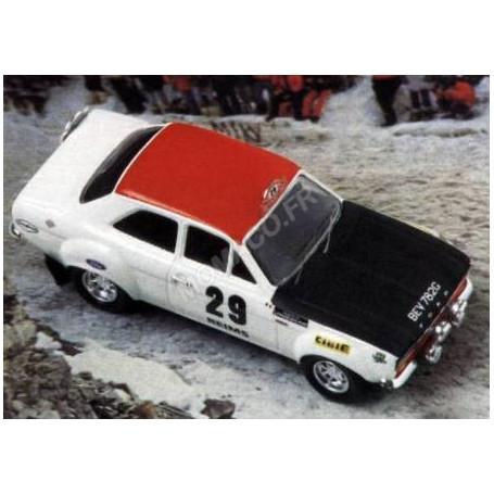 FORD ESCORT MKI 1600TC 29 PIOT RALLYE MONTE CARLO 1969