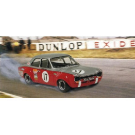 FORD ESCORT MKI 1600TC 17 STEWART/CRAFT RALLYE SILVERSTONE 1970
