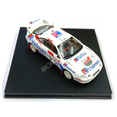 TOYOTA CELICA GT4 2 KANKKUNEN/GRIST RALLYE 1000 LAKES 1995