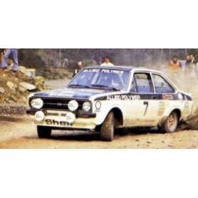 FORD ESCORT MKII 7 VATANEN/BRYANT RALLYE WELSH 1976 1ER (EPUISE)