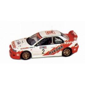 SUBARU IMPREZA WRC 2 USPENSKIY/SHCHUKIN RALLYE RUSSIE 1998