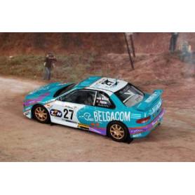 SUBARU IMPREZA WRC 27 DE MEVIUS/FORTIN RALLYE RAC 1998