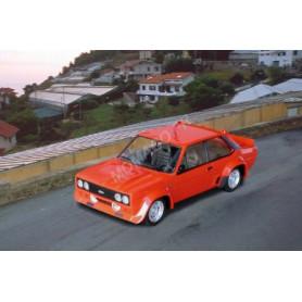 FIAT 131 ABARTH MULETO ROUGE