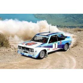FIAT 131 ABARTH 10 ALEN/KIVIMAKI RALLYE PORTUGAL 1981 1ER