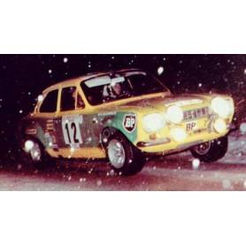 FORD ESCORT MKI RS1600 12 CHASSEUILL/BARON TOUR DE CORSE 1973 4EME