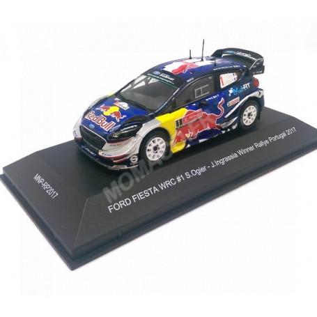 FORD FIESTA WRC 1 OGIER RALLYE PORTUGAL 2017 1ER