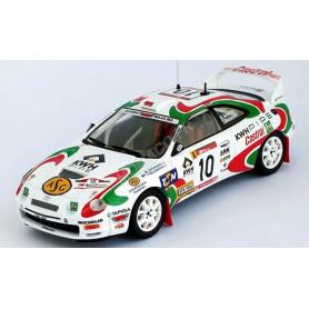 TOYOTA CELICA GT FOUR 10 GRONHOLM/RAUTIAINEN RALLYE DU PORTUGAL 1997