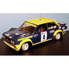 FIAT 131 ABARTH 4 ROHRL/GEISDORFER RALLYE CANADA 1977