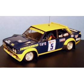 FIAT 131 ABARTH 5 ALEN/KIVIMAKI RALLYE CANADA 1977