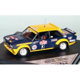 FIAT 131 ABARTH 3 BACCHELLI/ROSSETTI RALLYE SAN REMO 1977