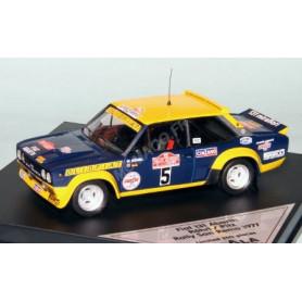 FIAT 131 ABARTH 5 ROHRL/PITZ RALLYE SAN REMO 1977