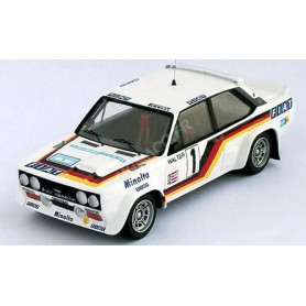 FIAT 131 ABARTH 1 ROHRL/GEISTDORFER 1ST SACHS WINTER RALLYE 1979