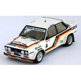 FIAT 131 ABARTH 1 ROHRL/GEISTDORFER 1ST HUNSRUCK RALLYE 1979