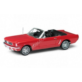 FORD MUSTANG COUPE 1964 CABRIOLET TOIT OUVERT
