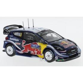 FORD FIESTA WRC 3 SUNINEN/MARKKULA RALLYE FINLANDE 2018