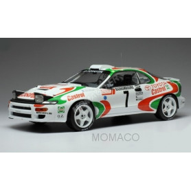 TOYOTA CELICA GT-QUATRE ST185 7 KANKKUNEN/PIRONEN RALLYE WM MONTE CARLO 1993