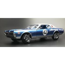 MERCURY COUGAR RACING 1967 42 NORTHWOODS SHELBY CLUB 2011