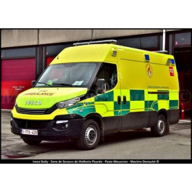 IVECO DAILY AMBULANCE AMU28
