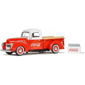 "FORD PICK UP ""COCA-COLA"" 1940 AVEC GLACIERE"
