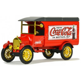 "FORD MODEL TT DELIVERY VAN ""COCA-COLA"" 1926"