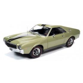 AMC AMX 1968 VERT CLAIR