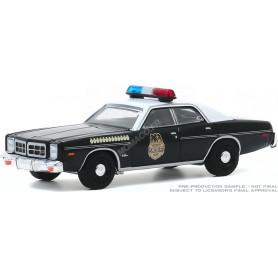 """DODGE MONACO 1977 """"HATCHAPEE COUNTY SHERIFF"""" (EPUISE)"""