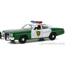 """PLYMOUTH FURY """"CHICKASAW COUNTY SHERIFF"""" 1975"""