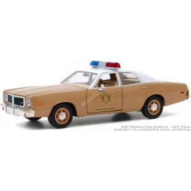 "DODGE CORONET ""CHOCTAW COUNTY SHERIFF"" 1975"