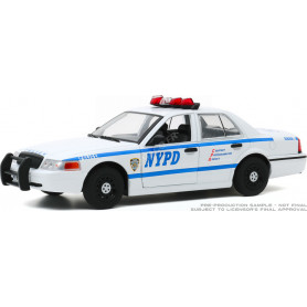 """FORD CROWN VICTORIA 2011 """"NEW YORK POLICE DEPARTMENT (NYPD)"""""""