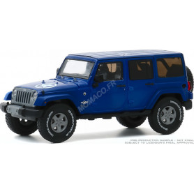 """JEEP WRANGLER UNLIMITED """"FREEDOM EDITION"""" 2013 BLEUE (EPUISE)"""