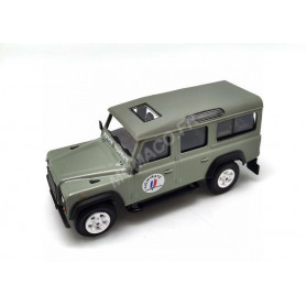 "LAND ROVER DEFENDER LONG ""VIGIPIRATE"""