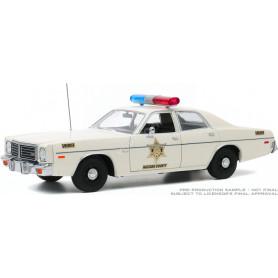 "DODGE CORONET 1975 ""HAZZARD COUNTY SHERIFF"""