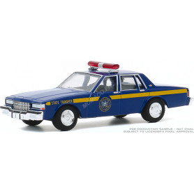 """CHEVROLET CAPRICE 1990 """"NEW YORK POLICE DEPARTMENT"""" (NYPD) (EPUISE)"""