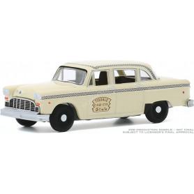 "CHECKER TAXI CAB 1971 ""TISDALE CAB CO."""
