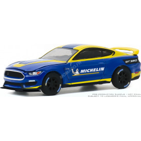 """FORD MUSTANG SHELBY GT350R 2019 """"MICHELIN TIRES"""""""