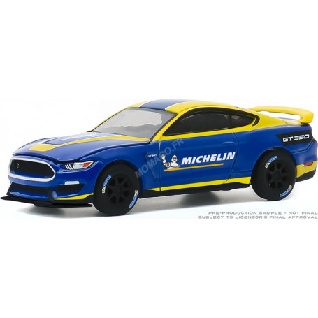"""FORD MUSTANG SHELBY GT350R 2019 """"MICHELIN TIRES"""" (EPUISE)"""