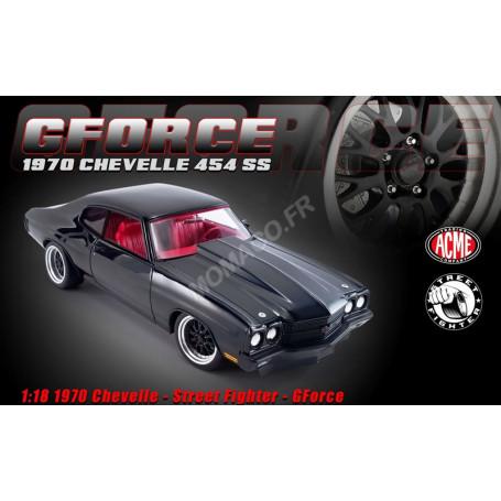 "CHEVROLET CHEVELLE SS ""STREET FIGHTER"" G FORCE 1970"