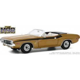 """DODGE CHALLENGER 340 CONVERTIBLE 1971 """"THE MOD SQUAD (1968-1973)"""" OR"""
