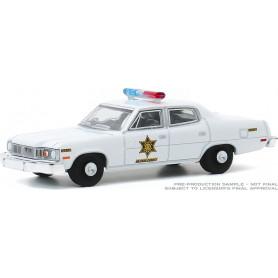 "AMC MATADOR 1974 ""HAZZARD COUNTY SHERIFF"" (EPUISE)"